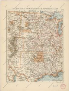 Spojené státy severoamerické II. Prostřední část