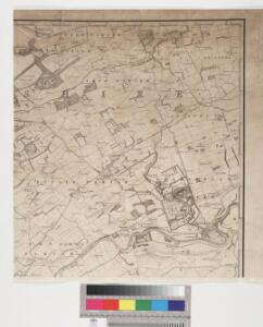 Map embracing extensive portions of the Counties of Roxburgh, Berwick, Selkirk & Midlothian and Part of Northumberland. Minutely & accurately surveyed... by Crawford and Brooke