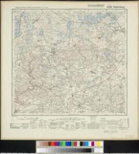 Meßtischblatt 6139 : Falkenberg, 1938
