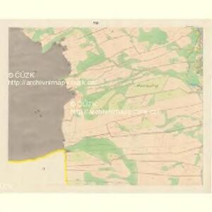 Rothwasser (Čerwenawoda) - m0386-1-006 - Kaiserpflichtexemplar der Landkarten des stabilen Katasters