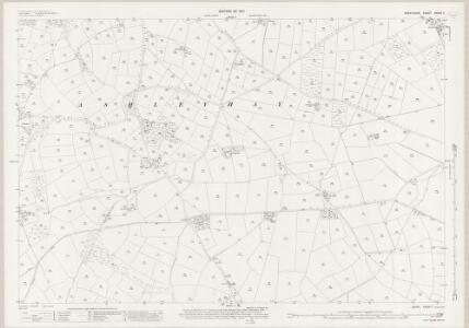 Derbyshire XXXIX.7 (includes: Alderwasley; Ashleyhay; Shottle and Postern) - 25 Inch Map