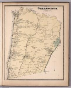 Town of Greenburgh, Westchester County, New York.