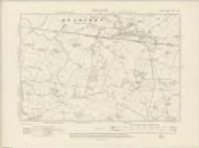 Kent LXIII.NW - OS Six-Inch Map
