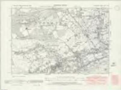 Cornwall LXIII.NW - OS Six-Inch Map