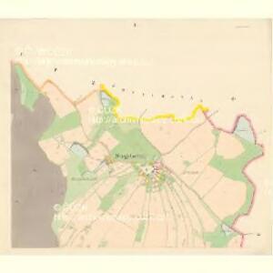 Stogetschin - c7351-1-002 - Kaiserpflichtexemplar der Landkarten des stabilen Katasters