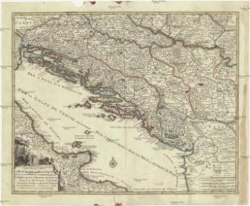 Nouvelle carte du royaume de Dalmacie