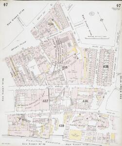 Insurance Plan of Bristol Vol II: sheet 47