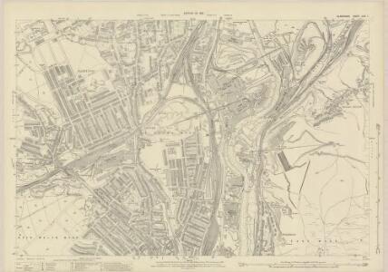 Glamorgan XXIV.1 (includes: Swansea) - 25 Inch Map