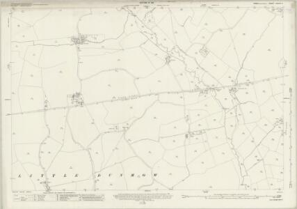 Essex (New Series 1913-) n XXXIV.5 (includes: Felsted; Little Dunmow; Stebbing) - 25 Inch Map