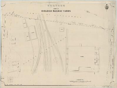 Redfern, Sheet 31, Eveleigh Railway Yards, 1889