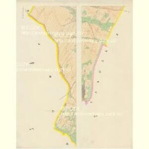 Ledenitz - c3849-1-008 - Kaiserpflichtexemplar der Landkarten des stabilen Katasters