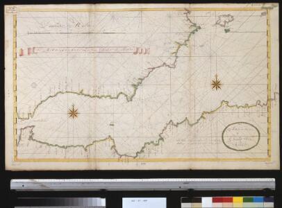 De Middellandsche Zee van Gibralter tot Algiers