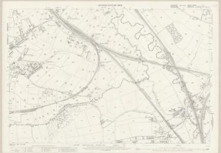 Yorkshire CCXCV.15 (includes: Aston Cum Aughton; Beighton; Sheffield; Wales) - 25 Inch Map