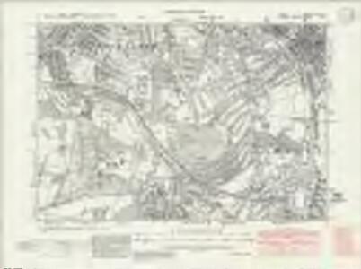 Kent XV.NE - OS Six-Inch Map