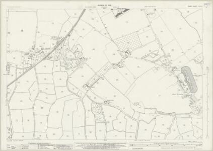Essex (New Series 1913-) n XCVI.5 (includes: Thurrock) - 25 Inch Map