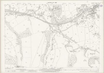 Cheshire XX.14 (includes: Disley; Lyme Handley; Marple) - 25 Inch Map
