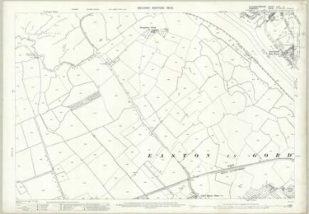 Gloucestershire LXXI.5 (includes: Bristol; Easton in Gordano; Portbury) - 25 Inch Map