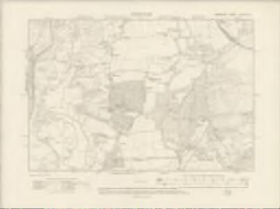 Hampshire & Isle of Wight LXXVIII.NE - OS Six-Inch Map