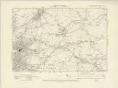 Carmarthenshire LVIII.NE - OS Six-Inch Map