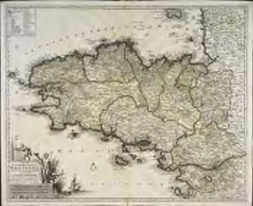 Duché et gouvernement general de Bretagne