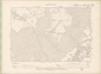 Nairnshire Sheet V.SE - OS 6 Inch map