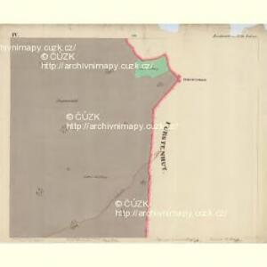 Buchwald - c0626-1-005 - Kaiserpflichtexemplar der Landkarten des stabilen Katasters