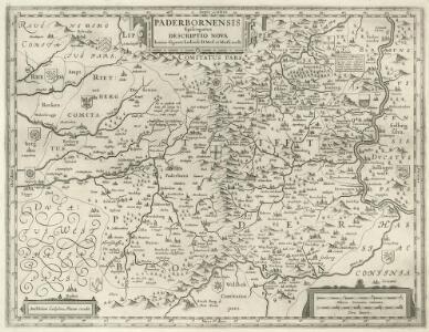 Paderbornensis Episcopatus Descriptio Nova