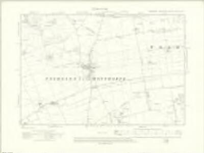 Yorkshire CXXVI.NE - OS Six-Inch Map