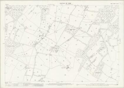 Kent XLIV.9 (includes: Lenham; Wichling) - 25 Inch Map