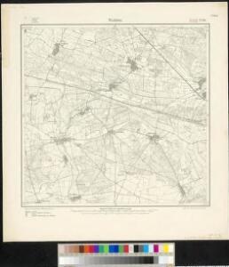 Meßtischblatt 2250 : Waldow, 1904