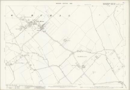 Buckinghamshire XXIX.11 (includes: Marsworth; Puttenham; Tring Rural) - 25 Inch Map