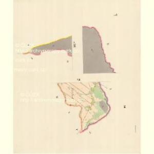 Karlsdorf (Karlowawes) - m1153-1-012 - Kaiserpflichtexemplar der Landkarten des stabilen Katasters