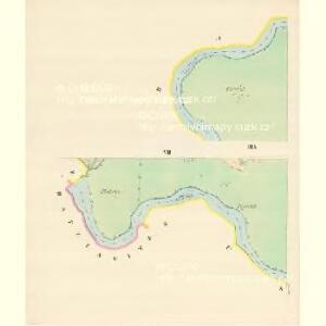 Ossek - m2169-1-007 - Kaiserpflichtexemplar der Landkarten des stabilen Katasters