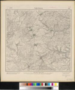 Meßtischblatt 3116 : Oepfershausen, 1919