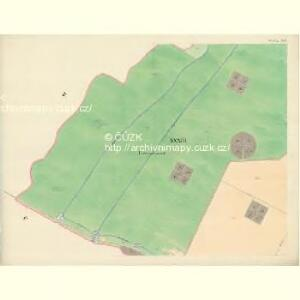 Göding (Hodonin) - m0741-1-030 - Kaiserpflichtexemplar der Landkarten des stabilen Katasters