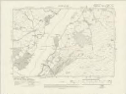 Westmorland VII.SW - OS Six-Inch Map