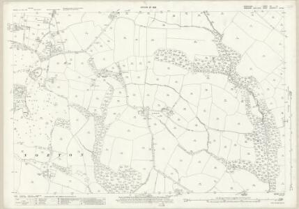 Derbyshire XII.10 (includes: Eckington; Sheffield) - 25 Inch Map