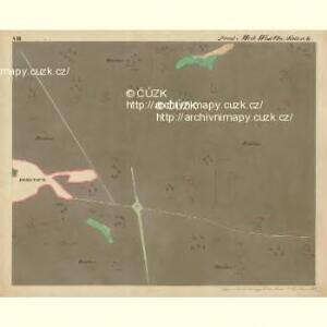 Frain - m3469-1-008 - Kaiserpflichtexemplar der Landkarten des stabilen Katasters