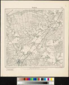 Meßtischblatt 1735 : Diepholz, 1899