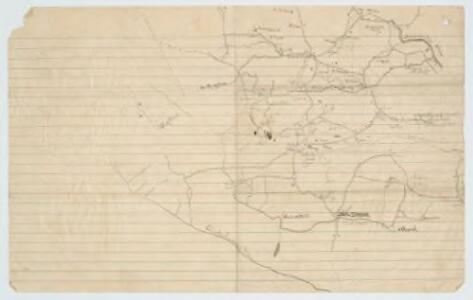 [Map of the Battle of Cold Harbor, Virginia and vicinity]