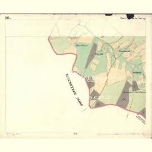 Panzer - c5627-1-003 - Kaiserpflichtexemplar der Landkarten des stabilen Katasters