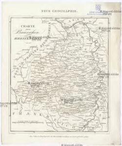 Charte des Baierschen [sic] Rheinkreises