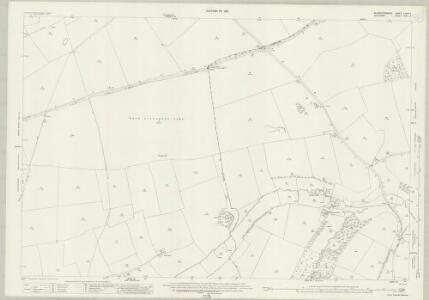 Gloucestershire LXXIII.8 (includes: Marshfield; Nettleton; Tormarton) - 25 Inch Map