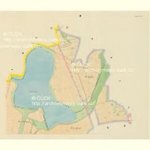 Malletitz (Maletice) - c4416-1-002 - Kaiserpflichtexemplar der Landkarten des stabilen Katasters