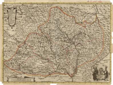 Moraviae olim regnum nunc Marchionatus
