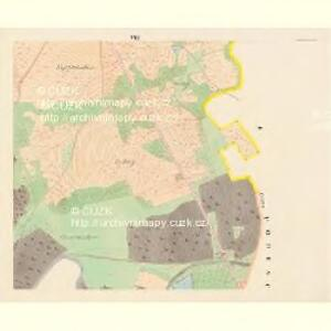 Nettrowitz - c5078-1-007 - Kaiserpflichtexemplar der Landkarten des stabilen Katasters