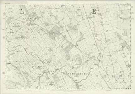 Cumberland XLIX - OS Six-Inch Map