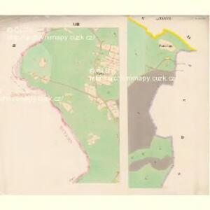 Neuofen - c5201-1-013 - Kaiserpflichtexemplar der Landkarten des stabilen Katasters