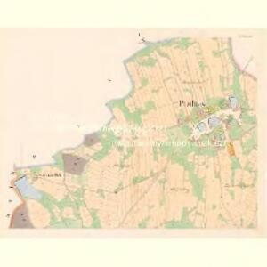 Przibras - c6227-1-001 - Kaiserpflichtexemplar der Landkarten des stabilen Katasters