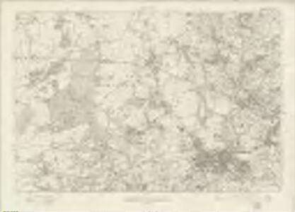 Staffordshire LXVII - OS Six-Inch Map